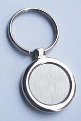 Metal Key Holder-Round