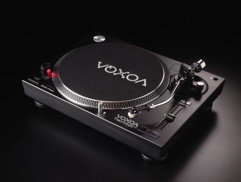 VOXOA - T60 DIRECT DRIVE TURNTABLE
