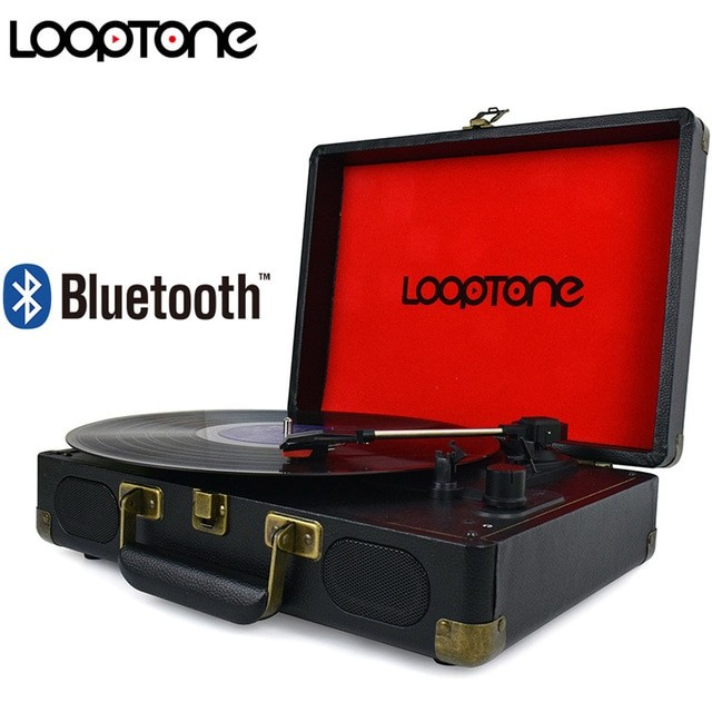 LOOPTONE PORTABLE RECORD PLAYER