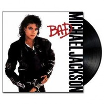 MICHAEL JACKSON - BAD (GATEFOLD)