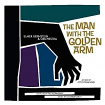 OST - THE MAN WITH THE GOLDEN ARM (GOLD - COLOURED VINYL)
