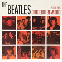 BEATLES - CONCIERTO EN MADRID (HQ)
