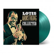 LOUIS ARMSTRONG - COLLECTED (COLOURED)
