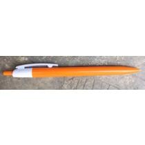 Plastic Ball Pen- Orange
