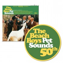 BEACH BOYS- PET SOUNDS - 50TH ANNIVERSARY (MONO LP)