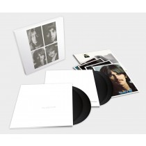 THE BEATLES (WHITE ALBUM) DELUXE EDITION 4LP