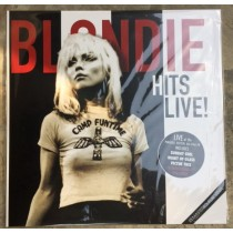 BLONDIE - HITS LIVE