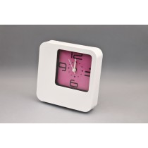 Plastic Table / Wall Quartz Beep Alarm Clock