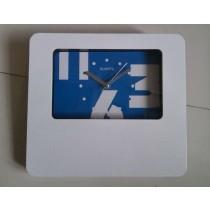 Clock (Blue)