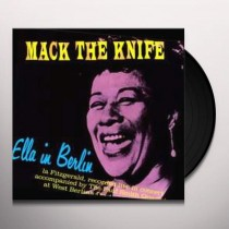 ELLA FITZGERALD - ELLA IN BERLIN (MACK THE KNIFE)