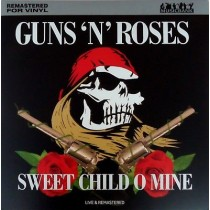 GUNS 'N' ROSES - SWEET CHILD O MINE (LIVE)