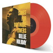BILLIE HOLIDAY - SONGS FOR DISTINGUE..