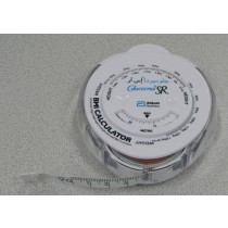 Beetle Shape BMI Calculator Tape Measure