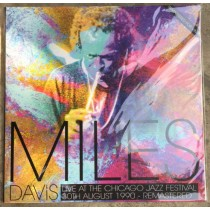 MILES DAVIS - LIVE AT THE CHICAGO JAZZ FESTIVAL