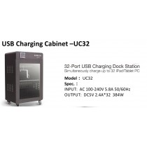 USB Charging Cabinet