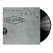 DEF LEPPARD - VAULT: DEF LEPPARD GREATEST HITS (1980–1995)