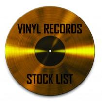Vinyl Stock List