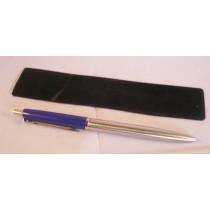X Pen- Blue/Silver