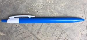 Plastic Ball Pen- Blue
