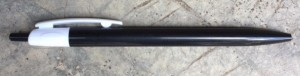 Plastic Ball Pen- Black