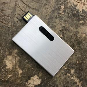 Card Shape USB in MetalCase