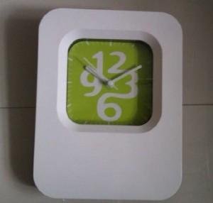 Clock (Green)