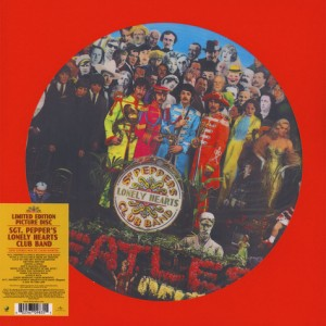 BEATLES - SGT.PEPPER'S LONELY HEARTS CLUB BAND (PICTURE DISC)