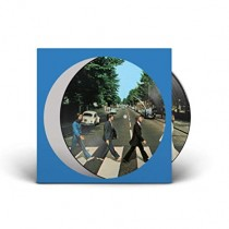 THE BEATLES - ABBEY ROAD - 50TH ANNIVERSARY PIC DISC