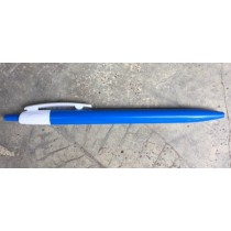 Plastic Ball Pen- Blue