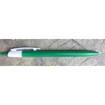 Plastic Ball Pen- Green