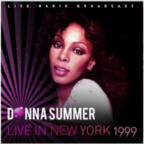 DONNA SUMMER- LIVE IN NEW YORK 1999