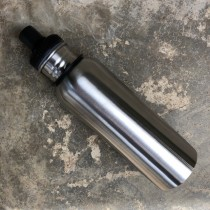 Single Wall Stainless Steel Bottle