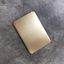 Magnetic Tele Index - Gold