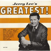 JERRY LEE LEWIS - JERRY LEE'S