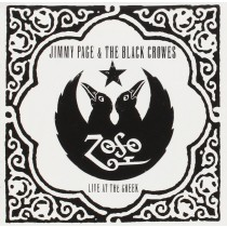 JIMMY PAGE THE BLACK CROWES - LIVE AT THE GREEK (20TH ANNIVE