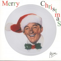 BING CROSBY - MERRY CHRISTMAS - PICTURE DISC