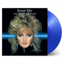 BONNIE TYLER - FASTER THAN THE SPEED OF NIGHT (COLOURED)