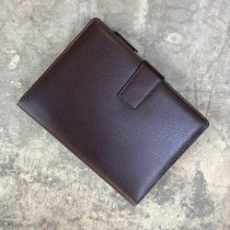 CEO Loose-leaf Notebook in BROWN with Ball Pen