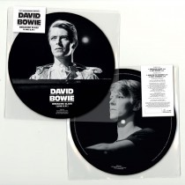 DAVID BOWIE - BREAKING GLASS E.P. (40th ANNIVERSARY PICTURE DISC)