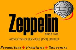 Zeppelin Advertising Logo
